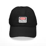 Beer Warning Black Cap