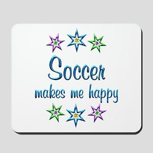 Soccer Happy Mousepad
