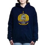 USS HOPEWELL Women's Hooded Sweatshirt