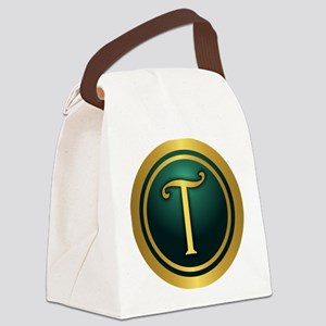 Irish Luck T Canvas Lunch Bag