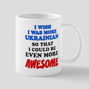 More Ukrainian More Awesome Mugs