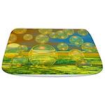 Golden Days, Abstract Bathmat