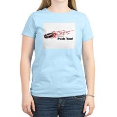 Puck You! Women's Light T-Shirt