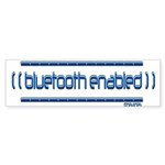 Bluetooth Enabled Sticker (Bumper 10 pk)