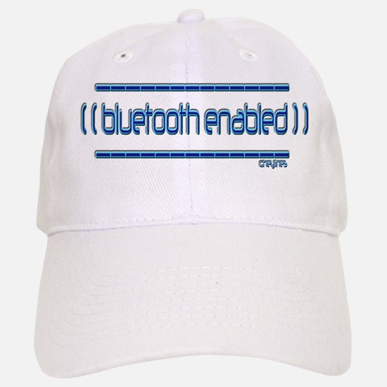 Bluetooth Enabled Baseball Baseball Cap