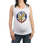 USS HALSEY POWELL Maternity Tank Top