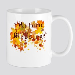 Autumn Blessings Mugs