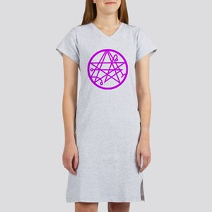 Necronomicon Sigil Women's Nightshirt