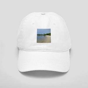 Jupiter Florida beach cove Baseball Cap