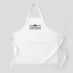 Papa Bear Apron