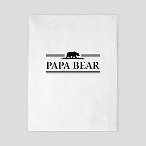 Papa Bear Twin Duvet