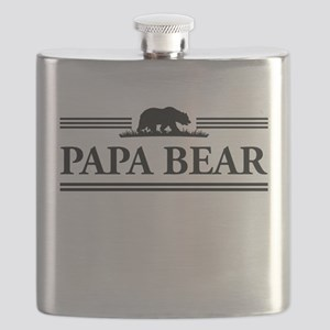Papa Bear Flask