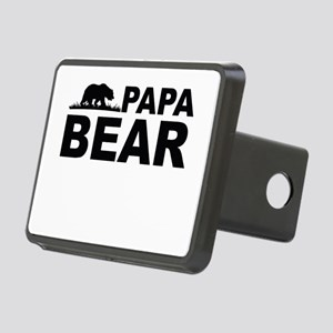 Papa Bear Hitch Cover