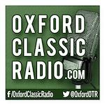 Oxford Classic Radio Square Car Magnet 3