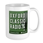 Oxford Classic Radio Mugs