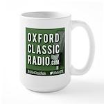 Oxford Classic Radio Mugs