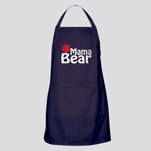 Mama Bear Apron (dark)