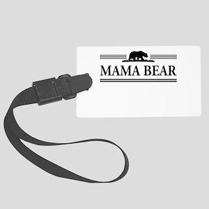 Mama Bear Luggage Tag