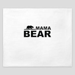 Mama Bear King Duvet