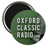 Oxford Classic Radio Magnets