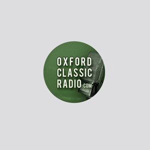 Oxford Classic Radio Mini Button