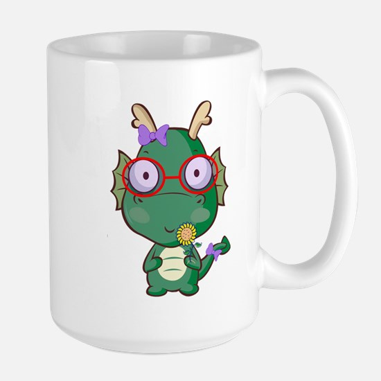 Cute Dragon Mugs