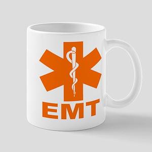 Orange EMT Mug