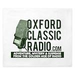 Oxford Classic Radio King Duvet