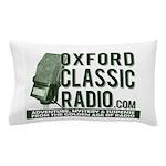 Oxford Classic Radio Pillow Case