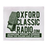 Oxford Classic Radio Throw Blanket