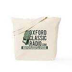 Oxford Classic Radio Tote Bag