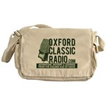 Oxford Classic Radio Messenger Bag