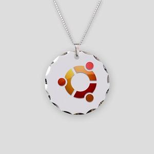 uBuntu  Necklace Circle Charm
