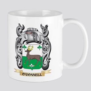 O'Connell Coat of Arms - Family Crest Mugs