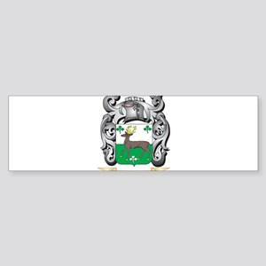 O'Connell Coat of Arms - Family Bumper Sticker