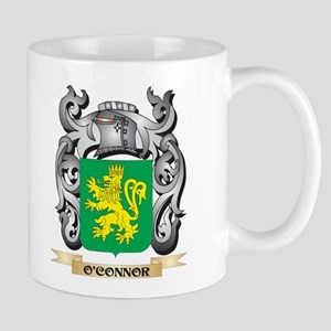 O'Connor- Coat of Arms - Family Crest Mugs