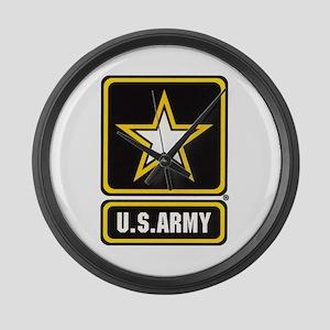 U.S. Army Large Wall Clock