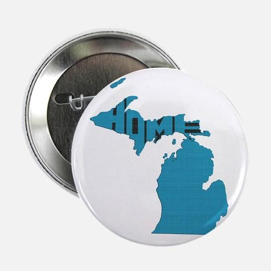"Michigan Home 2.25"" Button"