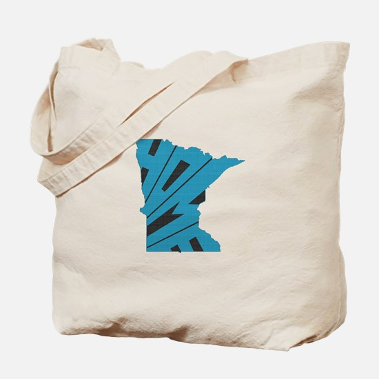Minnesota Home Tote Bag