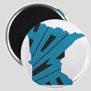 Minnesota Home Magnet