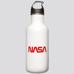NASA Worm Logo Stainless Water Bottle 1.0L