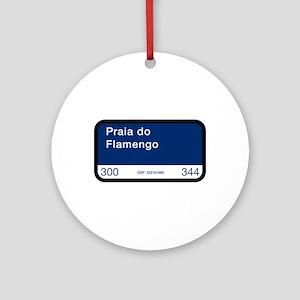 Praia do Flamengo, Rio de Janeiro (BR) Ornament (R