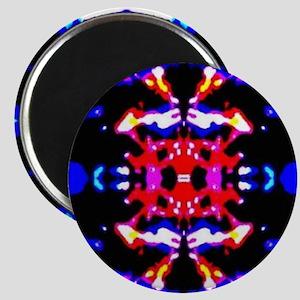 Fractal Pattern Magnet