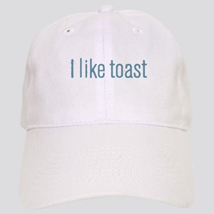 I Like Toast Cap