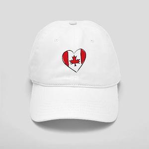 Heart Canada Cap