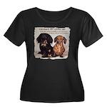 Valuable Pet Lesson #4 Women's Plus Size Scoop