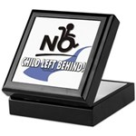 No Child Left Behind! Keepsake Box