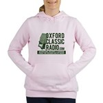 Oxford Classic Radio Women's Hooded Sweatshirt