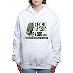 Oxford Classic Radio Women's Hooded Sweatshirt