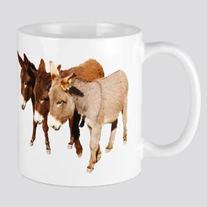 Wild Burro Buddies Mugs